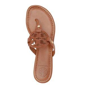 Tory Burch Miller Logo Sandal